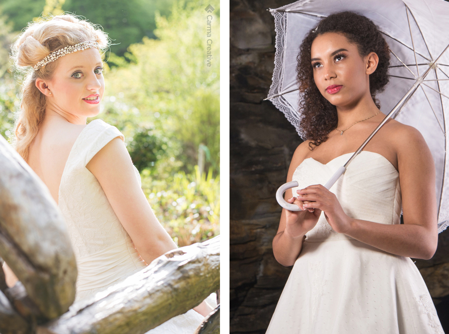wedding photography devon bridal shoots