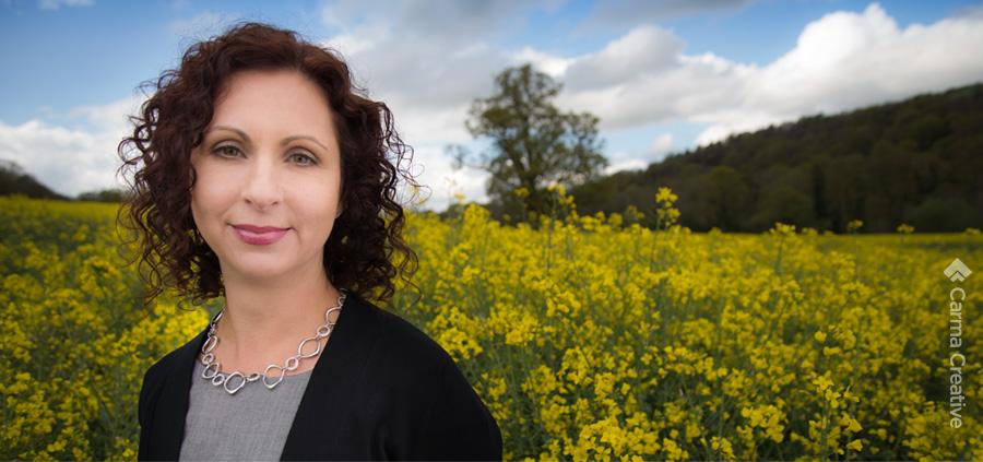 portrait photography devon for alexia smith hypnotherapy