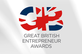 logo design great british entrepreneur awards