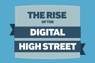 Samsung Digital High Street Infographic
