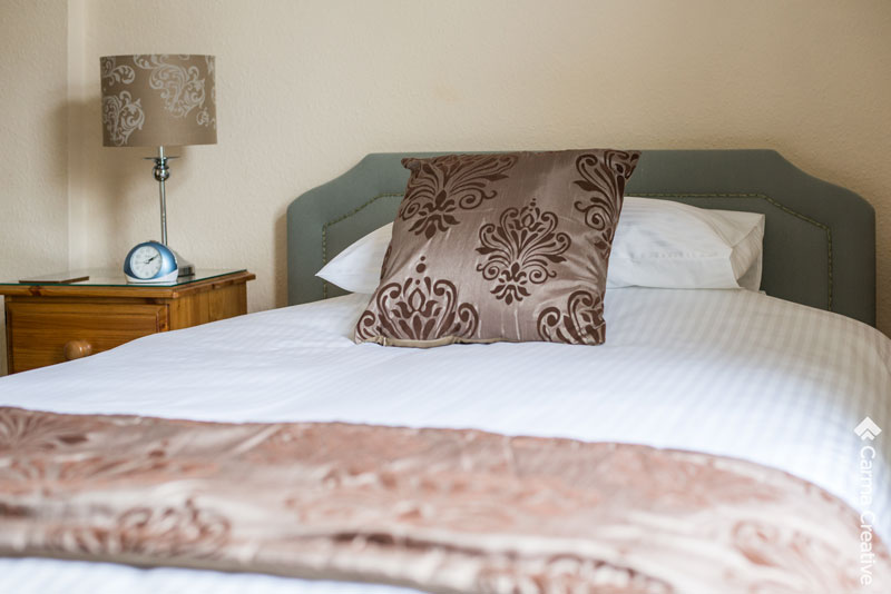 interior photography - glendevon bed and breakfast sidmouth
