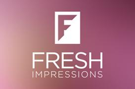 logo design fresh impressions