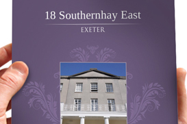 property brochure design exeter