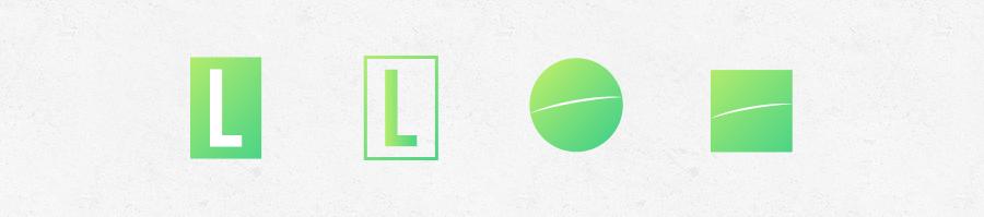 Leapfrog logo mark social media